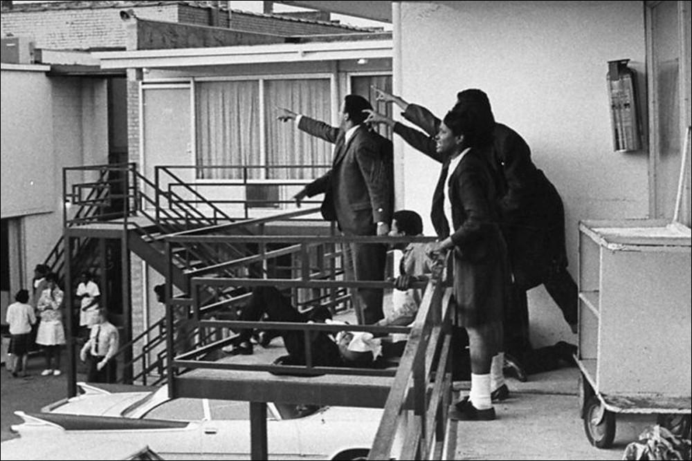 Убийство Мартина Лютера Кинга 04.04.1968