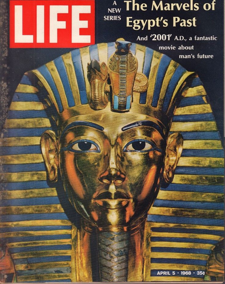"""Журнал """"Лайф"""" от 05.04.1968"""