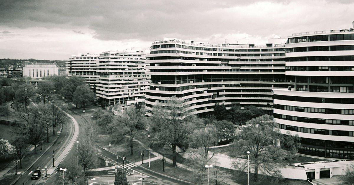 Комплекс Уотергейт в городе Вашингтоне