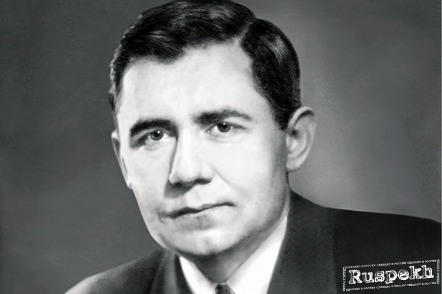 А. А. Громыко, министр иностранных дел СССР