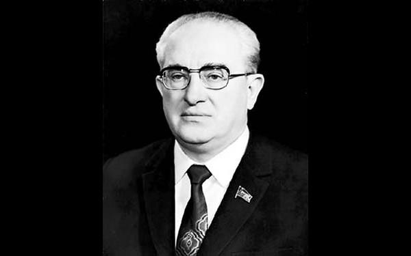 Ю. В. Андропов, босс КаГэБэ